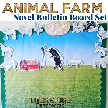 Animal Farm Bulletin Board