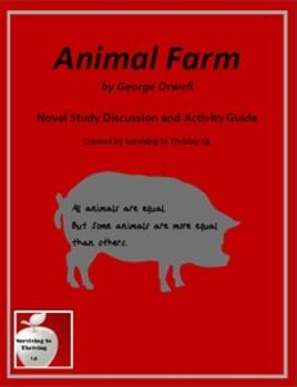 Animal Farm Bundle (Novel Study and Unit Plan)