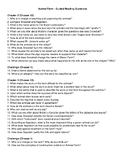 Animal Farm Ch. 2-3 Guided Reading Questions