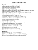 Animal Farm Ch. 6 Guided Reading Questions