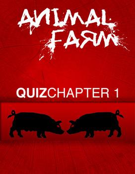 Animal Farm Chapter 1 Quiz