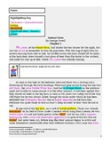 Animal Farm Chapter 1 full text with highlights & guided reading questions