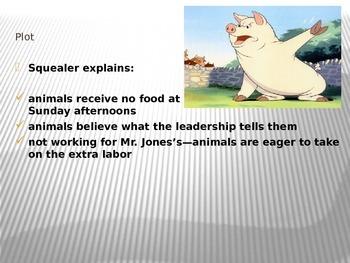 Animal Farm Chapter 6 Plot Summary PPT