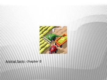 Animal Farm Chapter 8 PPT