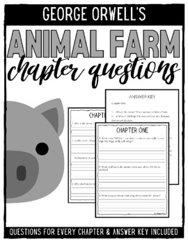 Animal Farm Chapter Questions