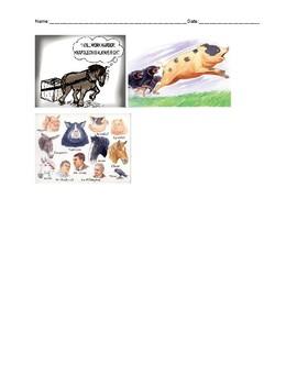 Animal Farm Character Analysis