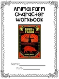 Animal Farm Character Booklet