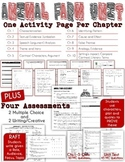 Animal Farm UNIT - One skills page per chapter PLUS 4 Assessments