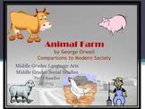 Animal Farm: Comparisons to Modern Society