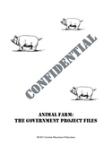 Animal Farm: Create Your Own Government Project