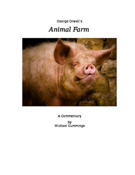Animal Farm: A Commentary and Crossword