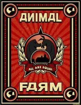 Animal Farm Cycle of Revolution Lesson Plans