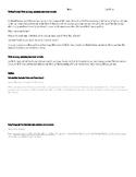Animal Farm Expository Essay Outline