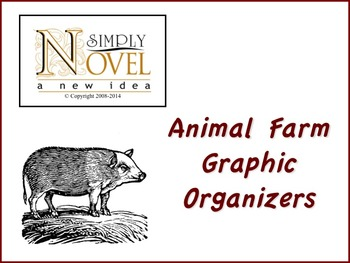 Animal Farm~ Graphic Organizers