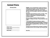 Animal Farm Interactive Notebook