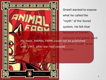Animal Farm Intro Powerpoint