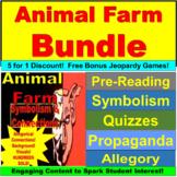 Animal Farm JUMBO PowerPoint