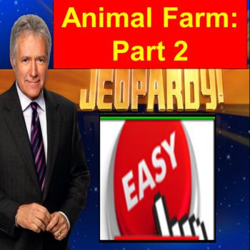 Animal Farm Jeopardy, Part II