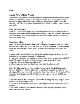Essay On English Literature Animal Farm Literary Analysis Essay What Is A Thesis Statement In A Essay also How To Make A Thesis Statement For An Essay Animal Farm Literary Analysis Essay By Gina T  Tpt Science Essay Ideas