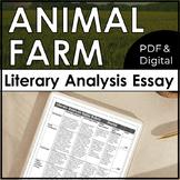 Animal Farm Essay Unit