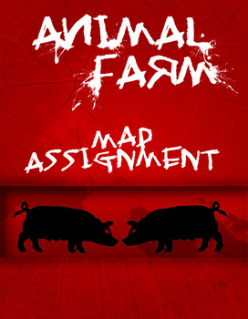 Animal Farm Map Assignment