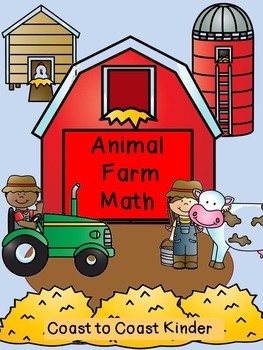 Animal Farm Math Activities