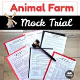 Animal Farm Mock Trial