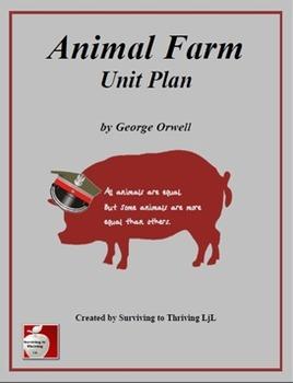 Animal Farm Novel Study Unit Plan