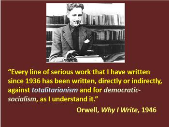 Animal Farm: Orwell, Stalin and the Russian Revolution, a Presentation