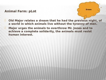 Animal Farm Plot Summary