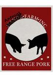 Animal Farm Poster - Free Range Pork