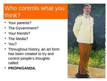 Animal Farm: Propaganda Overview