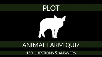 Animal Farm Quiz
