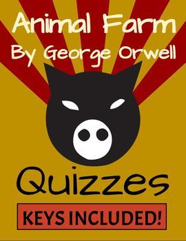 Animal Farm Quizzes