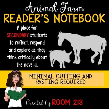Animal Farm Readers' Notebook