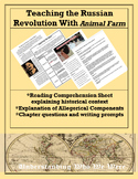 Animal Farm Reading Guide and Allegorical Explanation