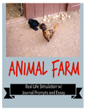 Animal Farm Real Life Animalism Simulation Activity