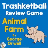 Animal Farm by George Orwell  Trashketball Review Game