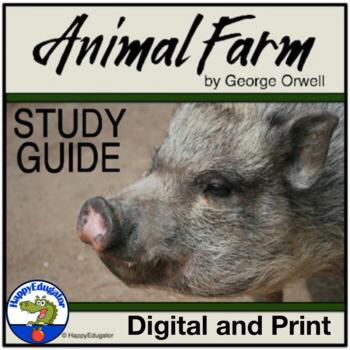 Animal Farm Study Guide Handout