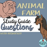 Animal Farm Study Guide Questions for Every Chapter