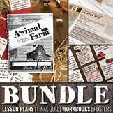 Animal Farm Teaching Unit BUNDLE