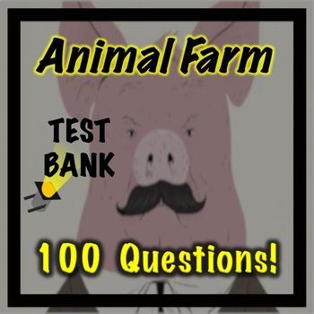 Animal Farm Test 100 Questions!