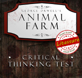 Animal Farm Test