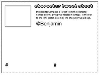 Animal Farm Twitter-Style Activity: Bell-Ringers, Quizzes, Task Cards