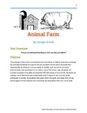 Animal Farm Unit Overview
