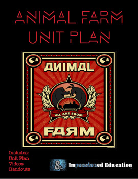 Animal Farm Unit Plan and Teaching Calendar UPDATED
