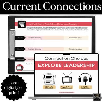 Animal Farm Unit Plan: Animal Farm Activities + Informational Text + Pairings