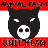 Animal Farm Unit Plan: Animal Farm Activities + Informational Text + Pairings