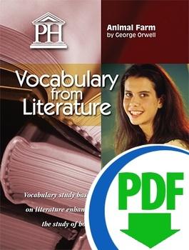 Animal Farm Vocabulary from Literature