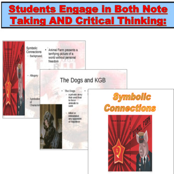 Animal Farm and Symbolism PowerPoint